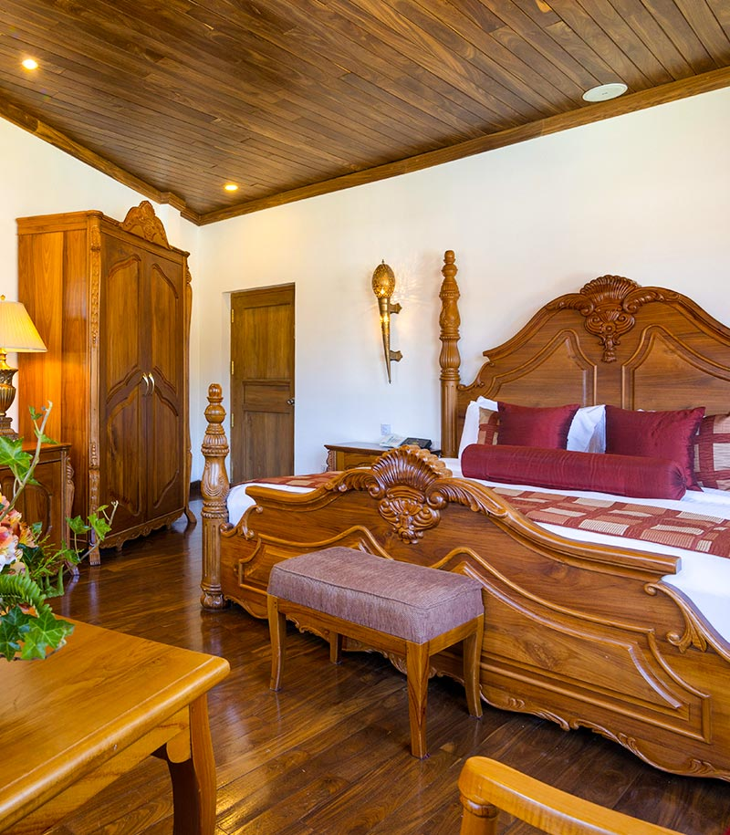 Luxurious Presidential Suite Accommodation